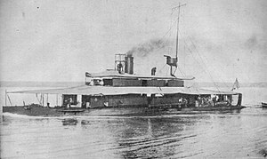 Fly-class gunboat - Image: Tigris gunboat (cropped)
