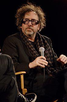 Tim Burton at the Cinémathèque Française.JPG