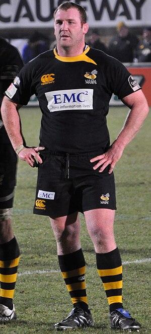 Tim Payne (rugby union) - Image: Tim Payne