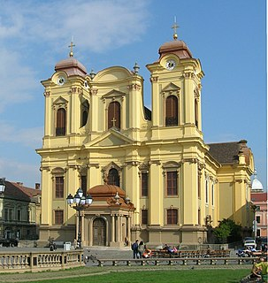 Roman Catholic Diocese of Timișoara diocese of the Catholic Church