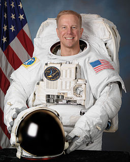 Timothy Kopra Engineer, Colonel in the United States Army, and former commander of the International Space Station