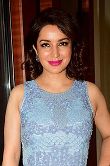Tisca Chopra snapped doing media interactions for Chhuri (06) (cropped).jpg