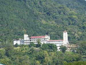 Saint Augustine, Trinidad and Tobago - Image: Tn T St. Augustine Mount St. Benedict