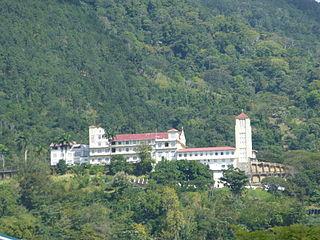 Mount Saint Benedict