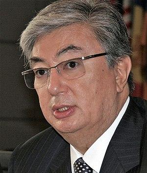 Prime Minister of Kazakhstan - Image: Tokaev