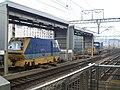 Tokaido Shinkansen Kyoto station railway track maintenancea line 02.jpg