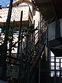 Tokaido Shinkansen maintenance workers stair - Ichinotubo.jpg