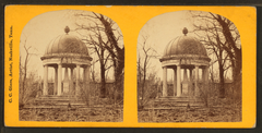Tomb of Gen. A. Jackson, by Giers, Carl, 1828-1877.png