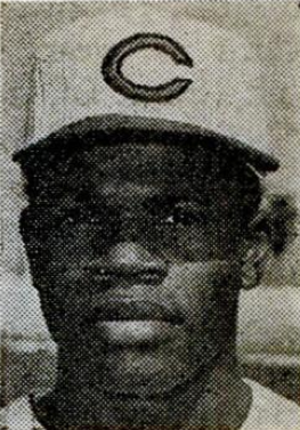 Tommy Harper - Harper in 1963.