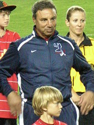 Tony DiCicco at Brandi Chastain's Testimonial Game 1.JPG
