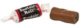 "Tootsie Roll - A small Tootsie Roll (""Midgee"")"