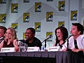 Torchwood panel at 2011 Comic-Con International (5983164175).jpg