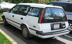 Toyota Corolla All-Trac wagon