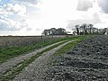 Track leading to Gurston Ashes - geograph.org.uk - 357398.jpg