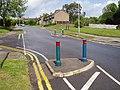 Traffic calming in Tenterden Drive - geograph.org.uk - 1314643.jpg
