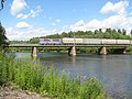 Train over Klarälven at Deje 20060713.jpg