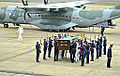 Transporte dos despojos do ex-presidente João Goulart (10858776605).jpg