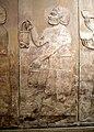 Tribute bearer from Urartu. From Khorsabad, Iraq, c. 710 BCE. Iraq Museum.jpg