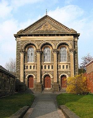 Llanidloes - Sion Chapel, Llanidloes