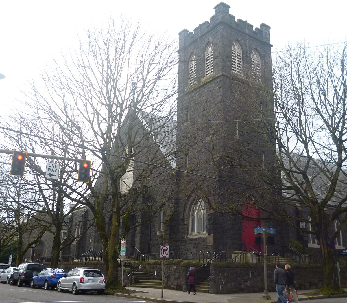 Trinity Episcopal Cathedral (Portland, Oregon) - Wikipedia