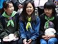 Trio of Girls - Toshogu Shrine - Nikko - Japan (48042210236).jpg