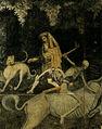 Trionfo della morte, già a palazzo sclafani, galleria regionale di Palazzo Abbatellis, palermo (1446) 2.jpg