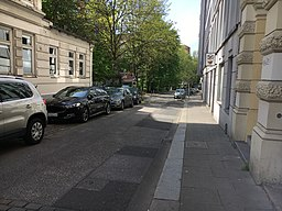 Trommelstraße in Hamburg