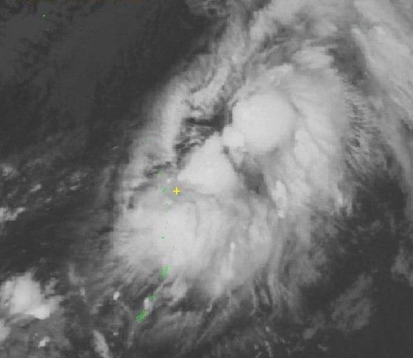 Tropical Depression 28W 1999