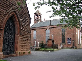 Troqueer Parish Church, Dumfries - geograph.org.uk - 698012.jpg