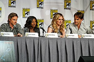 True Blood panel at 2010 Comic-Con International