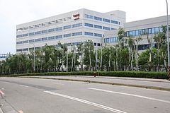Tsmc factory hsinchu