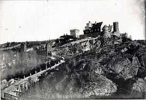 Tureborg Castle - Image: Tureborg nybyggd 2