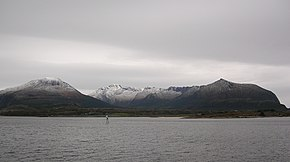 Tustna mountains from Smola ferry.JPG