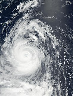 Pacific typhoon in 2002