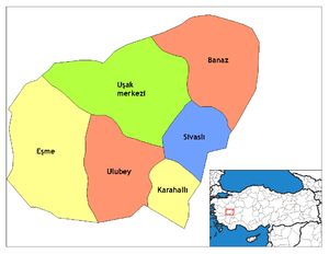 Uşak districts.png