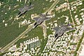 U.S. Air Force F-35A Lightning II aircraft assigned to the 58th Fighter Squadron, 33rd Fighter Wing fly in formation over Eglin Air Force Base, Fla., May 16, 2013 130516-F-XL333-734.jpg
