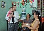 U.S. Consul General Le An visits USAID beneficiariesHuu Dang (6677944125).jpg