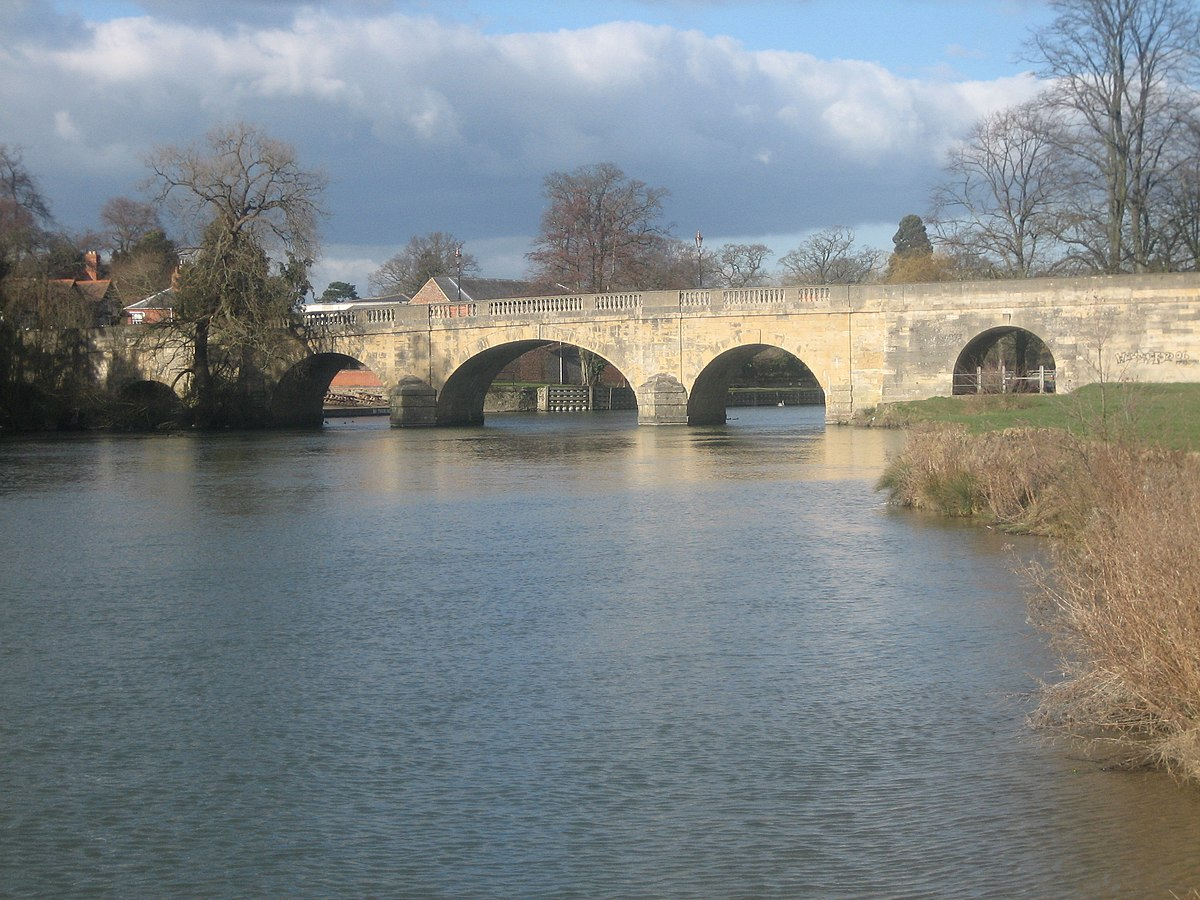 Wallingford Bridge Wikipedia
