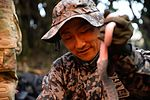US, Japanese Airmen conduct survival training during Cope North 16 160216-F-CH060-169.jpg