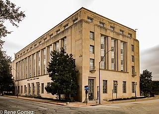 Eldon B. Mahon United States Courthouse United States historic place