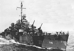 USS Benham (DD-796) - USS Benham (DD-796)