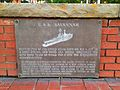 USSSavannahCL42 memorial plaque.JPG