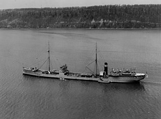 USS <i>Cuyama</i> (AO-3)