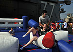 USS George H.W. Bush steel beach picnic 140713-N-IM823-020.jpg
