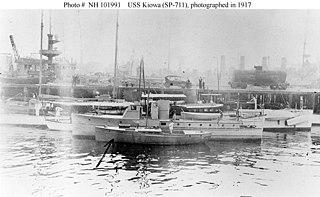 USS <i>Kiowa</i> (SP-711)