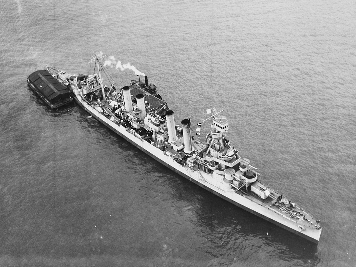 Uss Omaha Cl 4 Wikipedia
