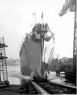 USS <i>Sheehan</i> (DE-541)