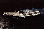 USS Ticonderoga (CVA-14) turns 25 on 8 May 1969.jpg