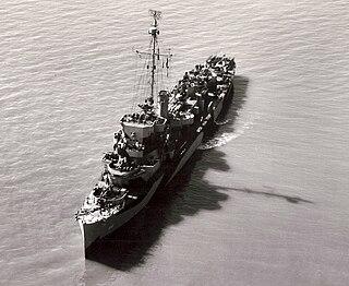 USS <i>William C. Cole</i> (DE-641)