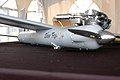 US Navy 050627-N-0295M-283 A Silver Fox Unmanned Aerial Vehicle on display at the 2005 Naval UAV Air Demo.jpg
